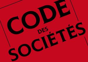 Code des Société